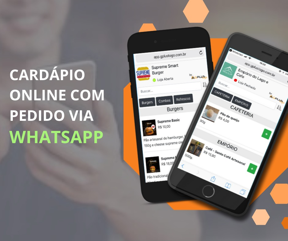 Startup de Limeira cria aplicativo GRATUITO de pedidos on-line e integrado com WhatsApp